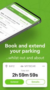 Parking App Whitby