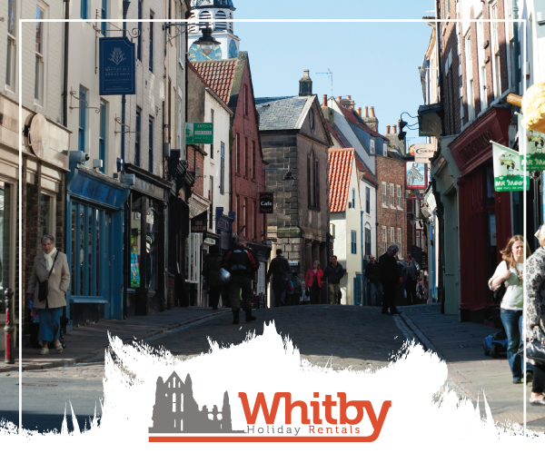 Whitby Shopping